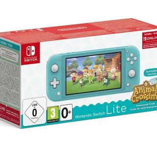 Animal Crossing devient gratuit pour l'achat d'une Nintendo Switch Lite