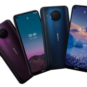 Nokia5.4: un quadruple capteur photo qui promet de ne jamais vous faire rater un cliché
