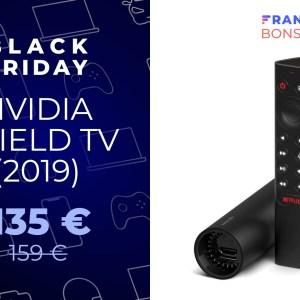Le prix de la Nvidia Shield TV 2019 est en baisse pour le Black Friday