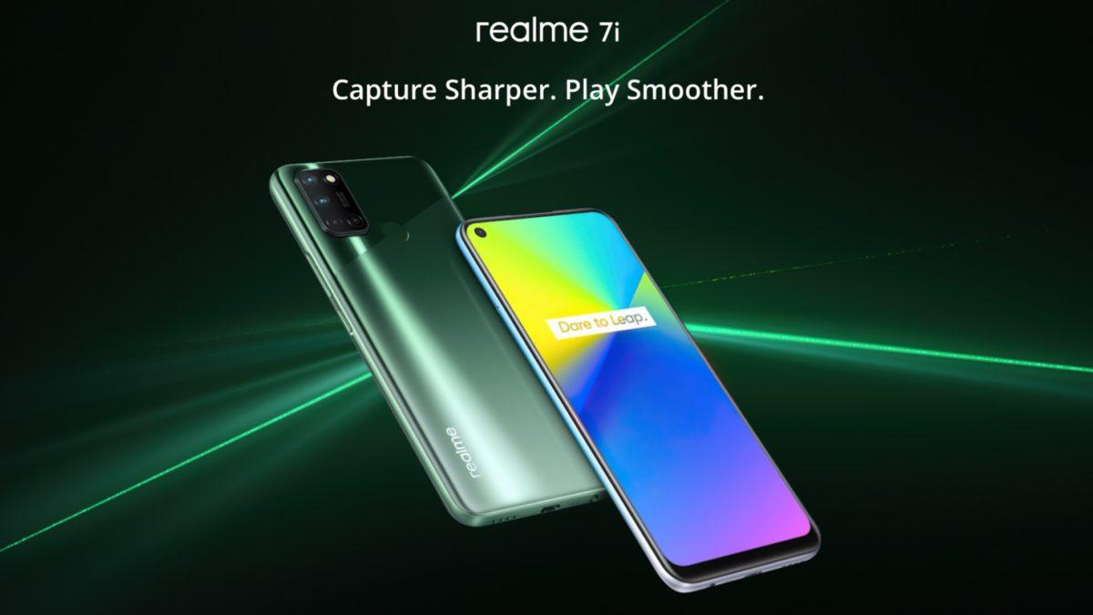 Realme7i bientôt en France: il mise tout sur sa batterie de 6000mAh