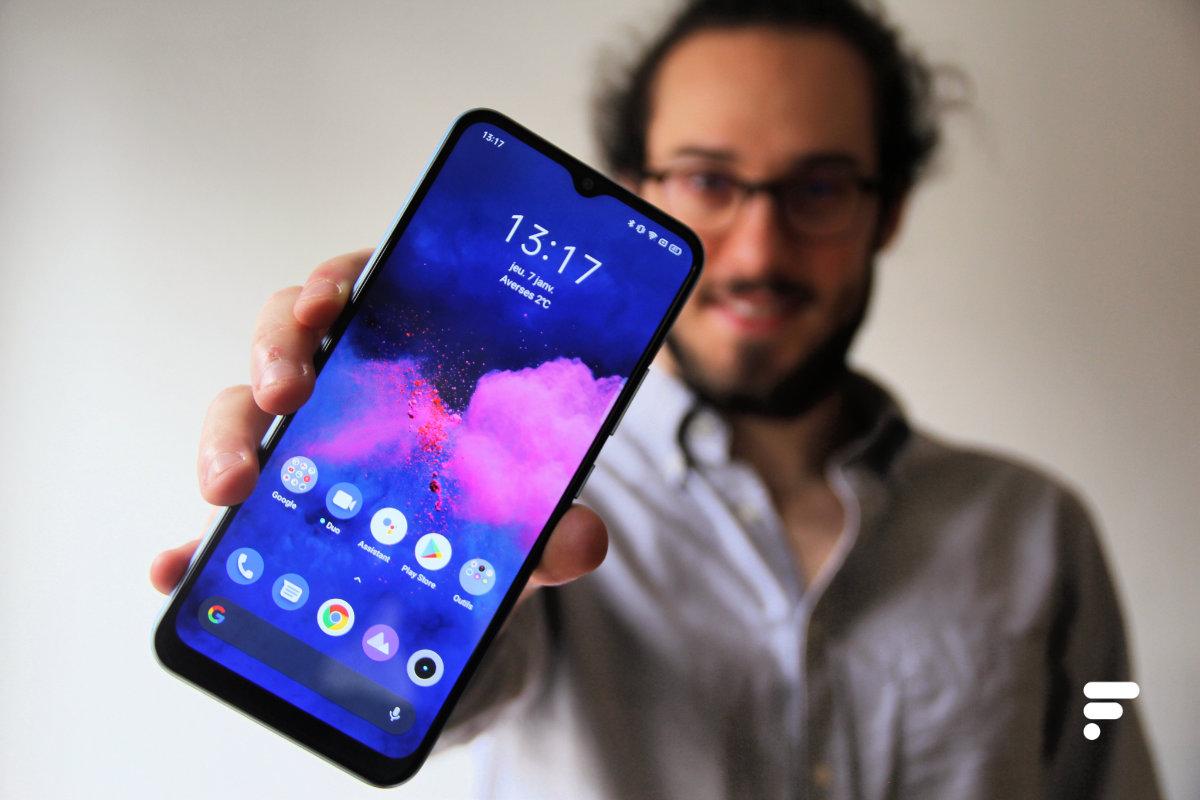 Ce smartphone à seulement 119 € devient plus intéressant que le Poco M3 de Xiaomi