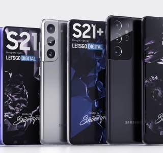 Samsung Galaxy S21 : evleaks révèle leur stockage et tout ce qu'il sait