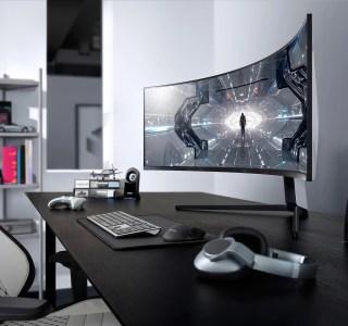 Test du Samsung Odyssey G9 (49″) : un moniteur monstrueux et innovant