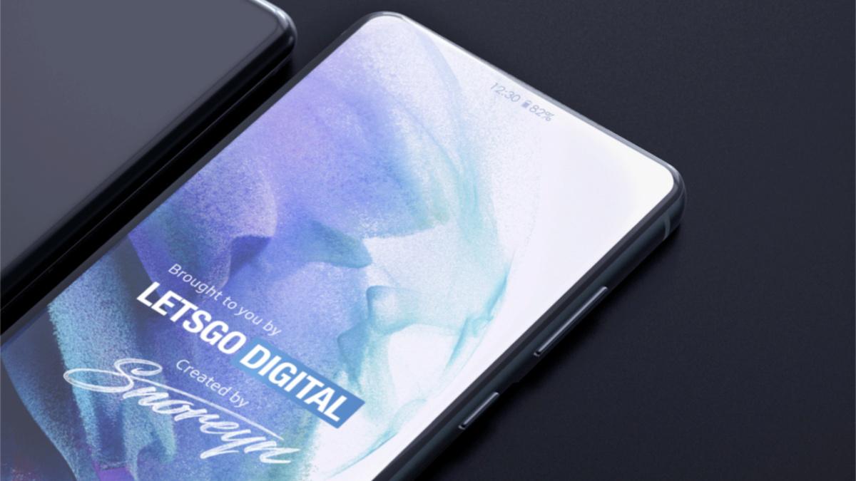 Samsung travaille sur une caméra selfie motorisée et invisible