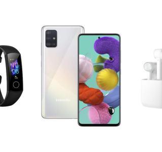 Chez Electro Dépôt, le Samsung Galaxy A51 ou le Honor Band 5 sont à petit prix pour Noël