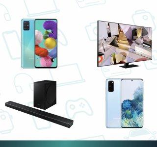 Black Friday Samsung : derniers jours pour profiter des prix bas sur le Galaxy S20 ou le TV Q80T