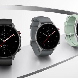 Amazfit GTR 2e et GTS 2e: des montres élégantes à l'autonomie de près d'un mois