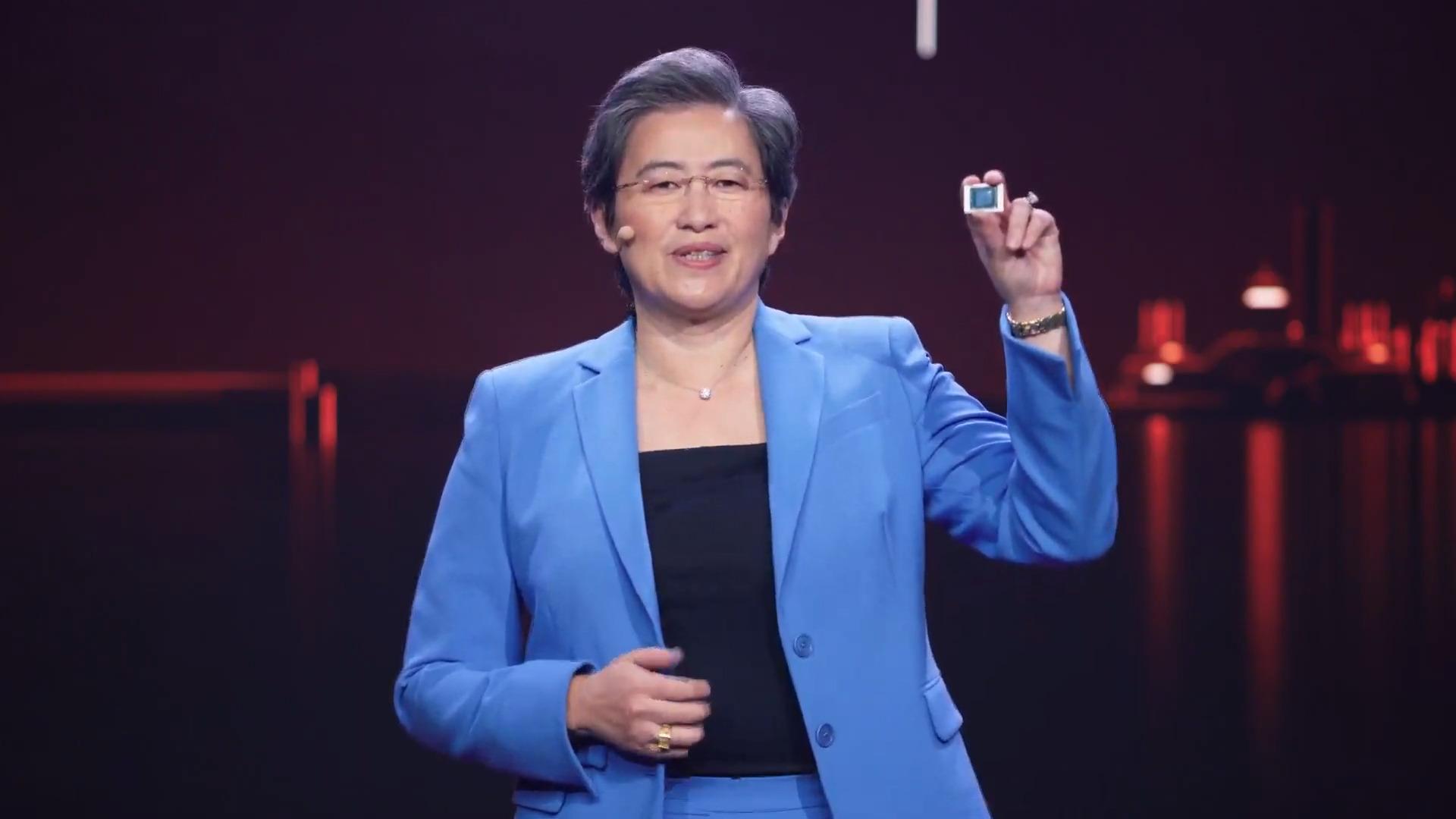 Computex 2021 : AMD viendra bien parler gaming et nouveaux processeurs