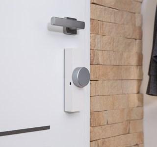 Door Keeper : la serrure motorisée qui détecte aussi les tentatives d'intrusion