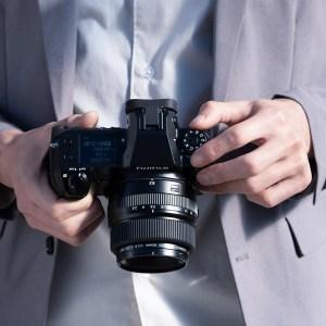 Fujifilm lance son GFX100S, un boîtier hybride compact à très grand capteur