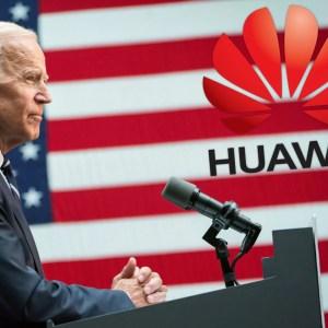 Huawei, l'embargo américain et Joe Biden: le très mince espoir de détente