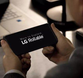 LG Rollable : les smartphones à écran enroulables n'ont jamais été si proches