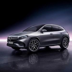 Mercedes EQA officialisé: tout savoir du nouveau SUV compact électrique