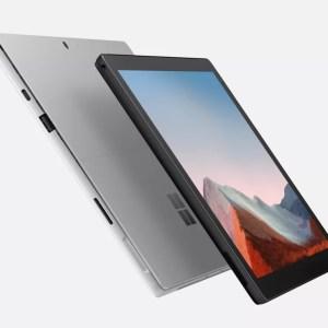 Microsoft dévoile la Surface Pro7 Plus, mais vous ne pourrez pas l'acheter
