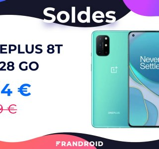 OnePlus 8T : un flagship killer en solde avec 165 € de réduction
