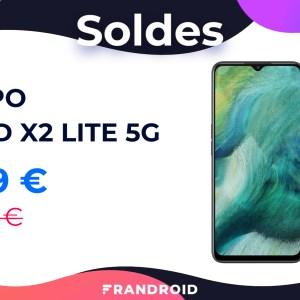Voici un smartphone 5G à 279 € pendant les soldes avec le Oppo Find X2 Lite