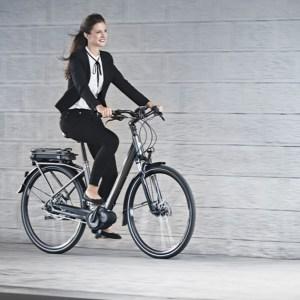 PeugeoteC01 Crossover: ce vélo électrique urbain revendique 120km d'autonomie