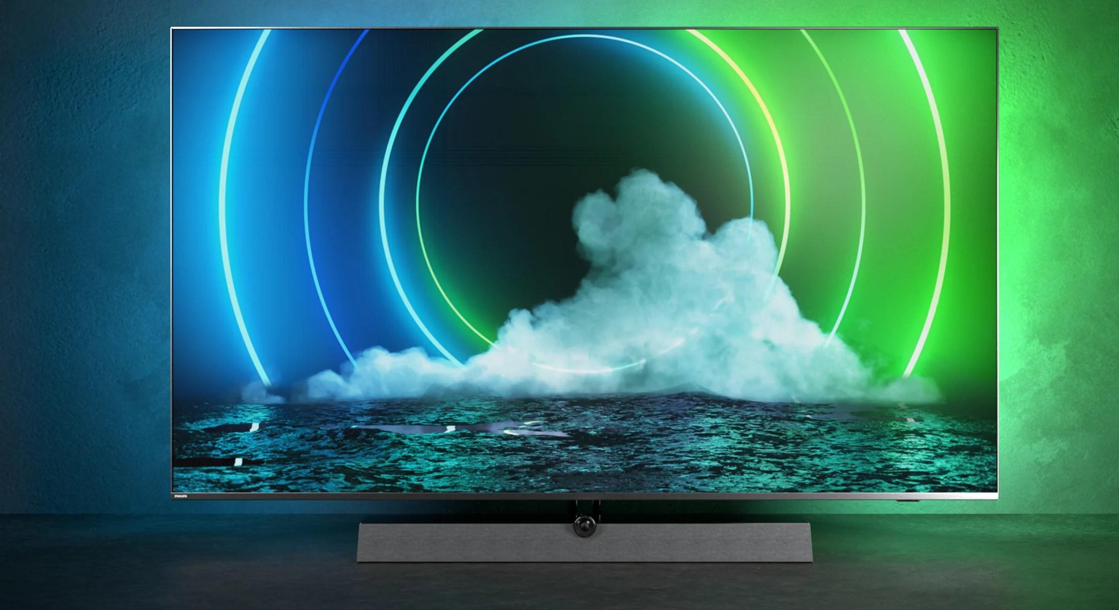 Télés LCD, OLED et Mini LED : Philips dévoile ses nouveautés 2021