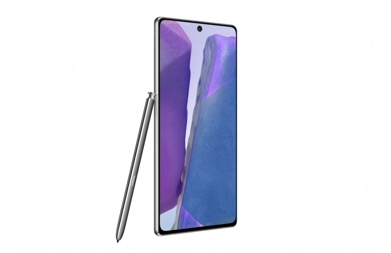 L'excellent prix du Black Friday pour le Samsung Galaxy Note 20 est de retour