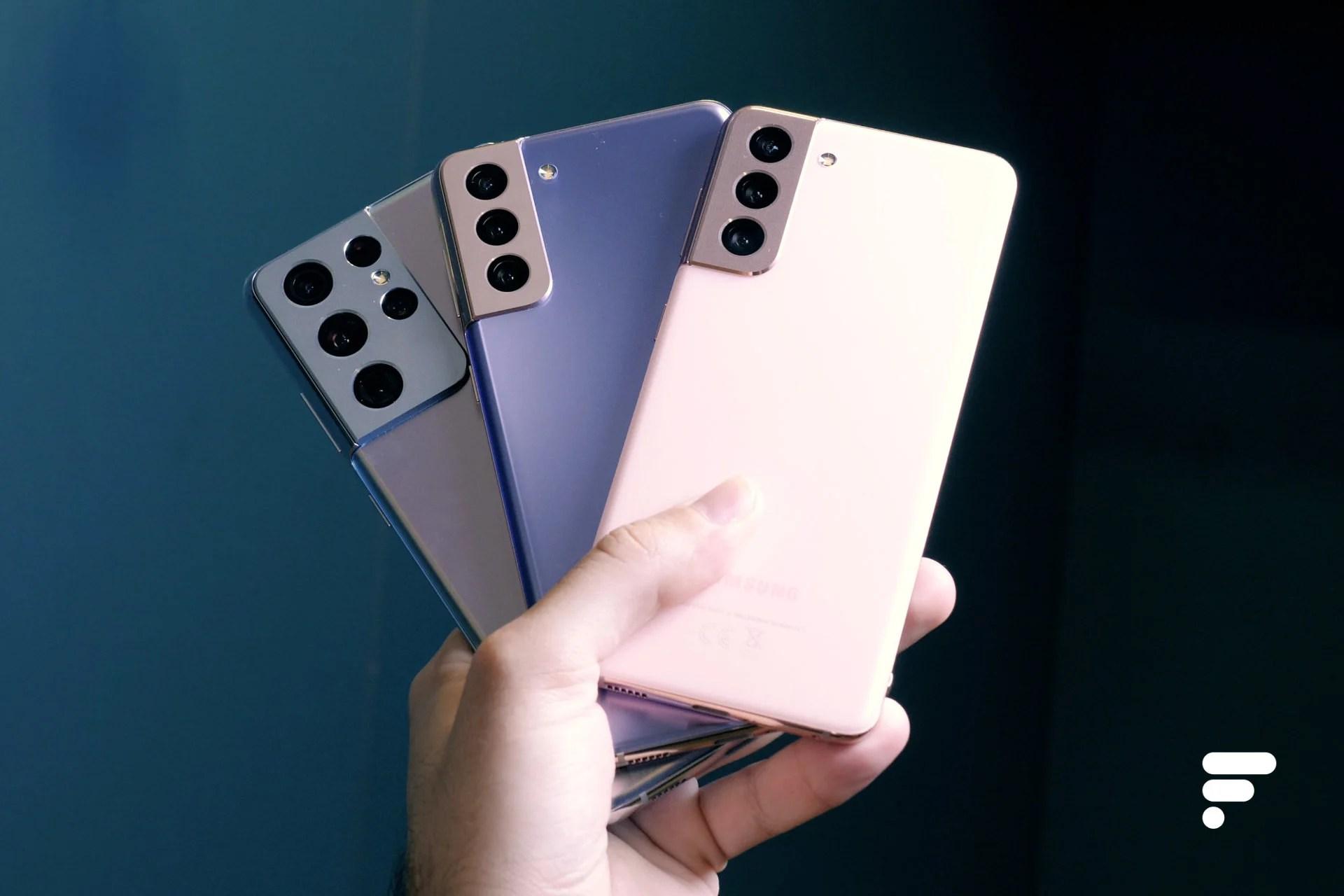Quel forfait 5G pour avoir le Samsung Galaxy S21 moins cher chez Orange ?