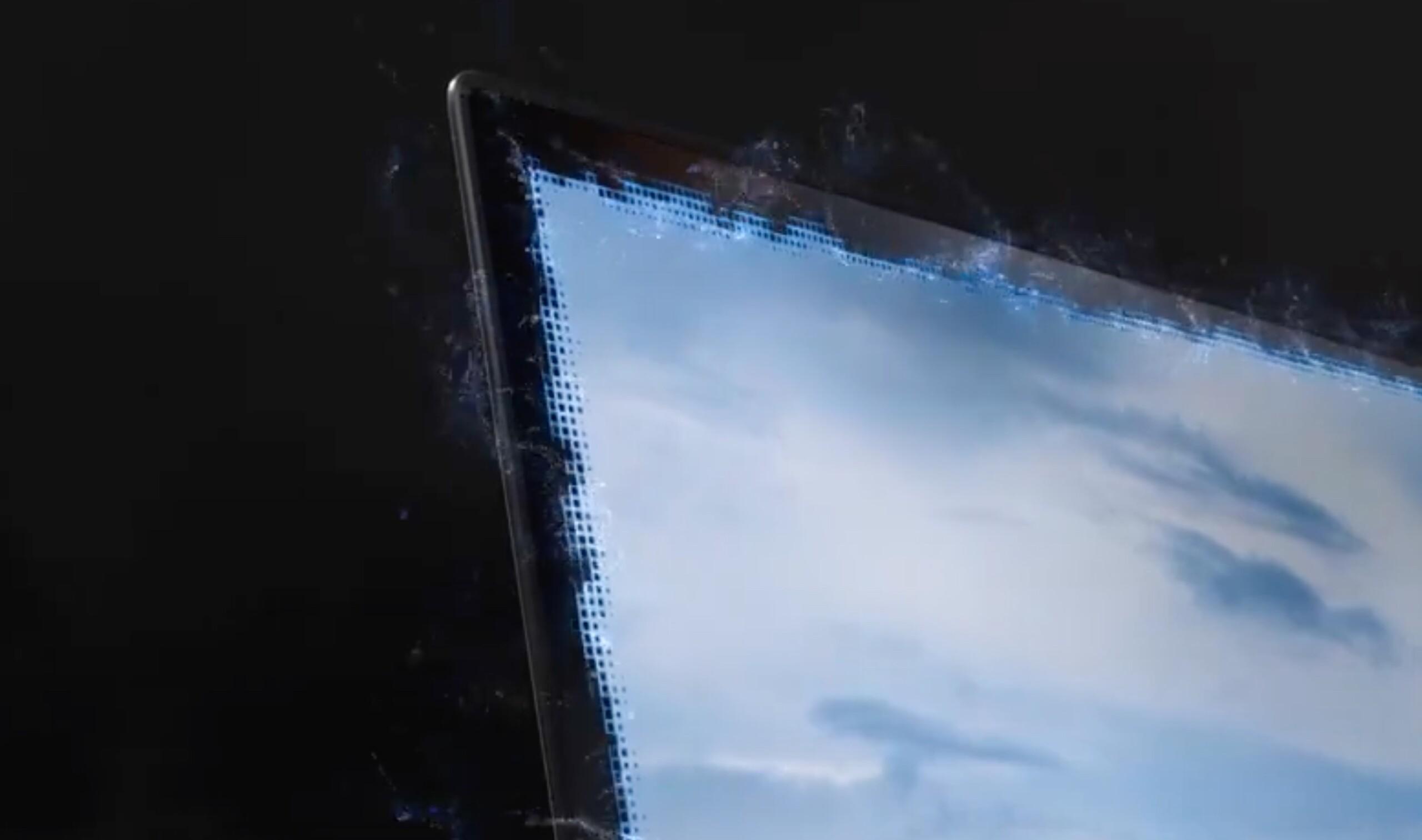 Samsung veut équiper votre PC d'un écran OLED borderless avec caméra invisible