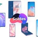 Des smartphones 5G en promotion pour les soldes, à partir de 279 euros
