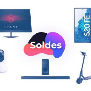 Soldes Cdiscount : notre sélection des meilleures promotions sur les produits tech