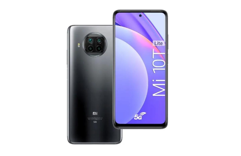Le puissant Xiaomi Mi 10T Lite compatible 5G est de retour à 269 euros