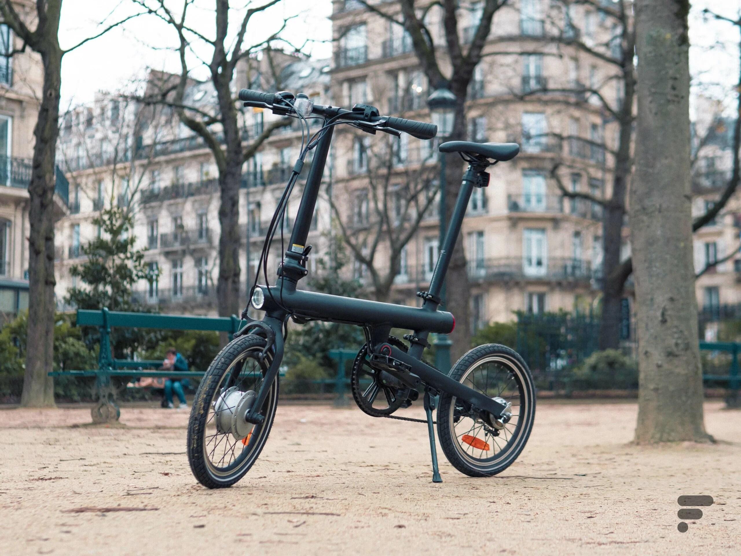Mi Smart Electric Folding Bike : le vélo électrique de Xiaomi est à -50 %
