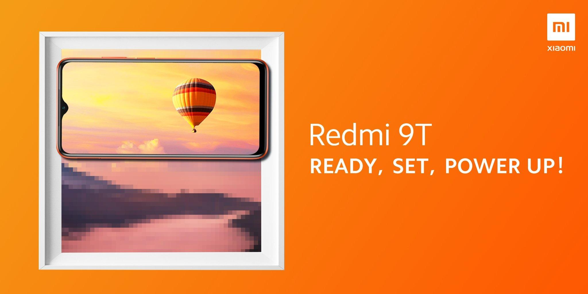 Xiaomi Redmi 9T: il sera présenté en même temps que le Redmi Note 9T