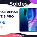 Le Xiaomi Redmi Note 8 Pro avec une réduction de 100 € pour les soldes Cdiscount
