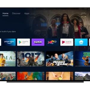 En attendant Google TV, Android TV va avoir une nouvelle interface