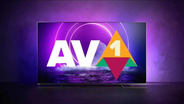 Google va forcer les fabricants de produits Android TV à adopter le codec AV1