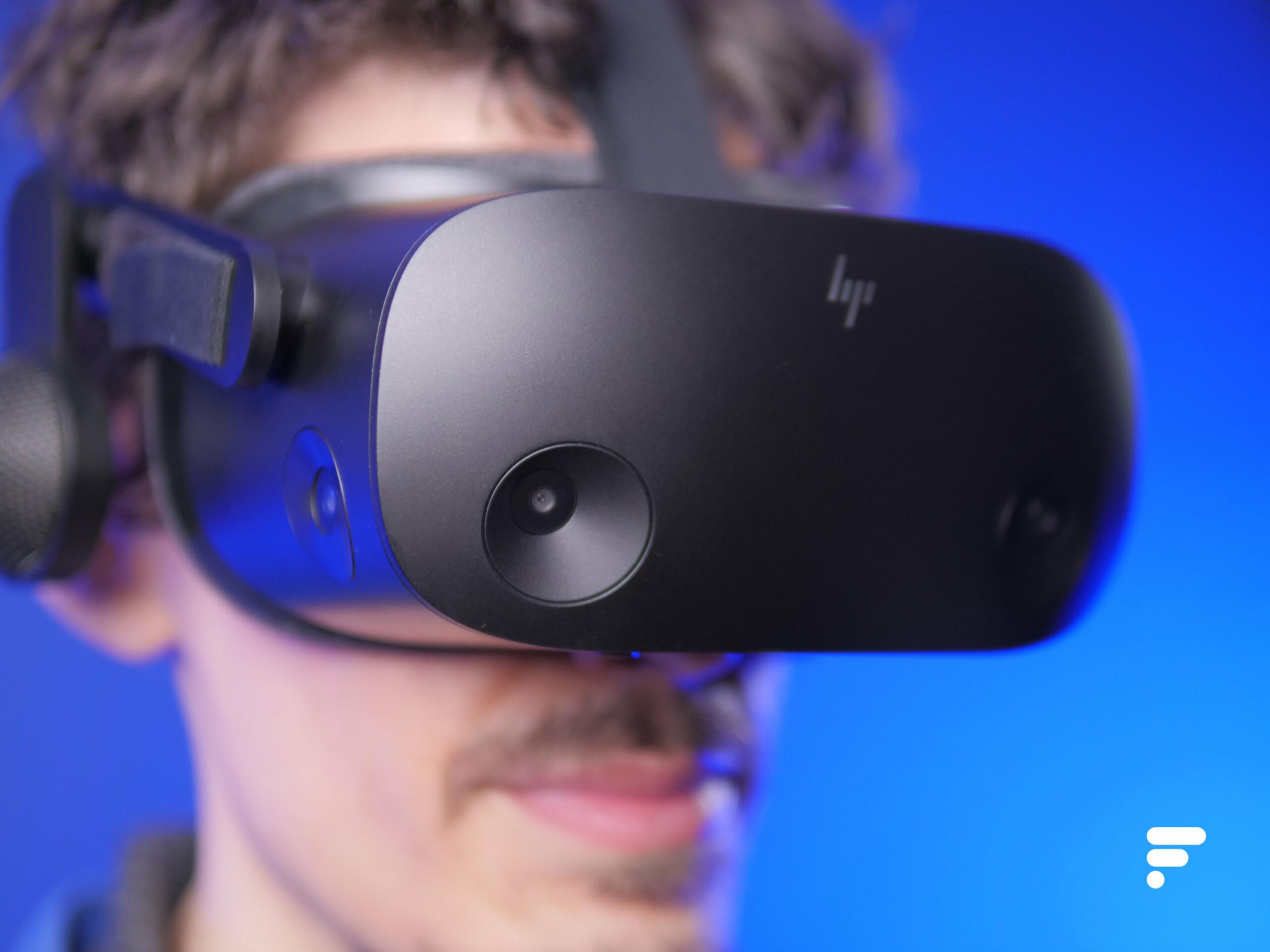 Test du HP Reverb G2 : que vaut le casque de VR développé avec Valve et Microsoft