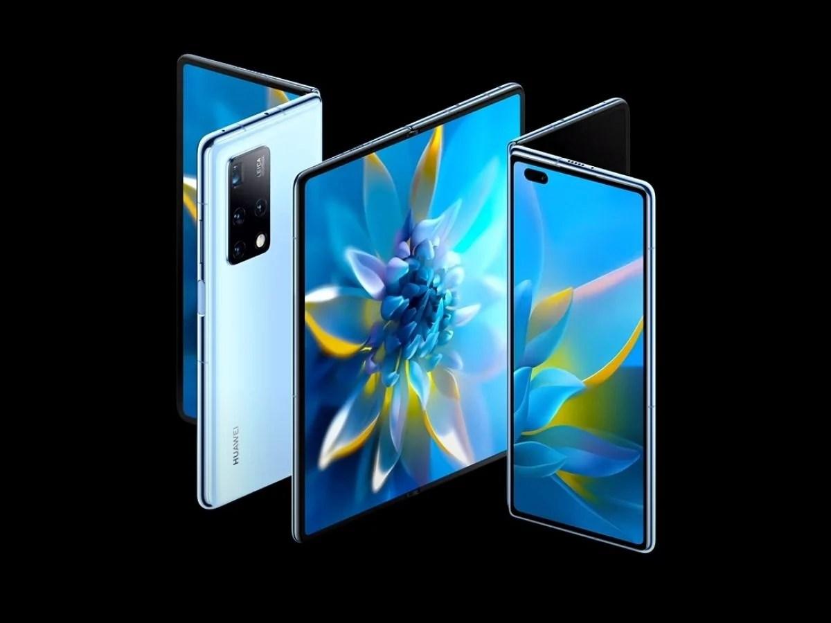 Huawei compterait se relancer avec trois smartphones pliants à prix accessible