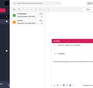 Ik.me : une alternative à Gmail qui promet de ne pas vendre vos données contre de la pub