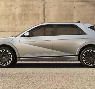 La Hyundai Ioniq5 deviendra 100% autonome pour intégrer une flotte de robots-taxis