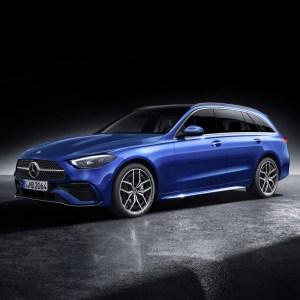 Mercedes Classe C: une électrique est au menu, mais il va falloir patienter