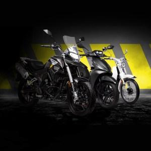 Motron présente trois scooters électriques abordables bientôt lancés en France