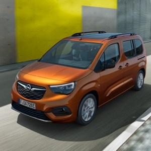 Combo-e Life: Opel électrifie son monospace familial attendu pour l'automne