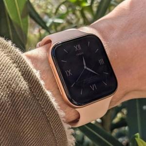 Test de l'Oppo Watch : belle et puissante, mais pas endurante