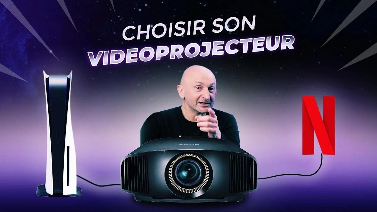 Bien choisir son vidéoprojecteur: PP Garcia vous dit tout ce qu'il faut savoir en vidéo