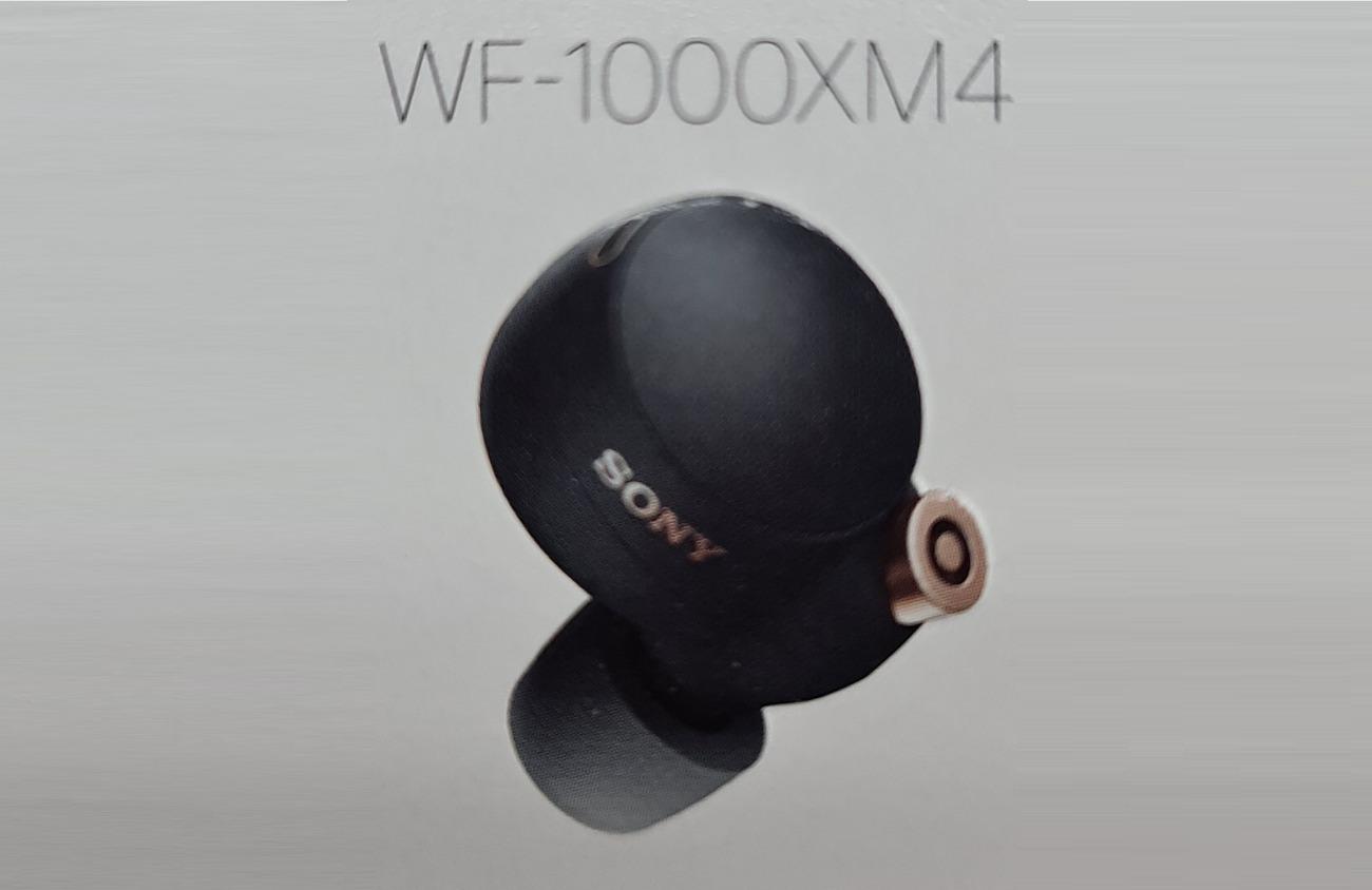 Sony WF-1000X-M4 : un changement de design radical possible pour les écouteurs sans fil