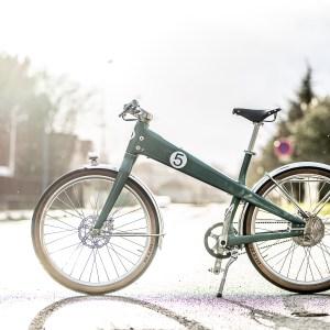 Test du vélo électrique Coleen: la Rolls-Royce du VAE