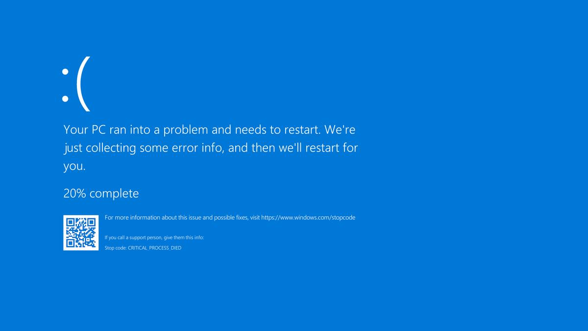 La dernière mise à jour de Windows10 provoque des plantages si vous avez une imprimante