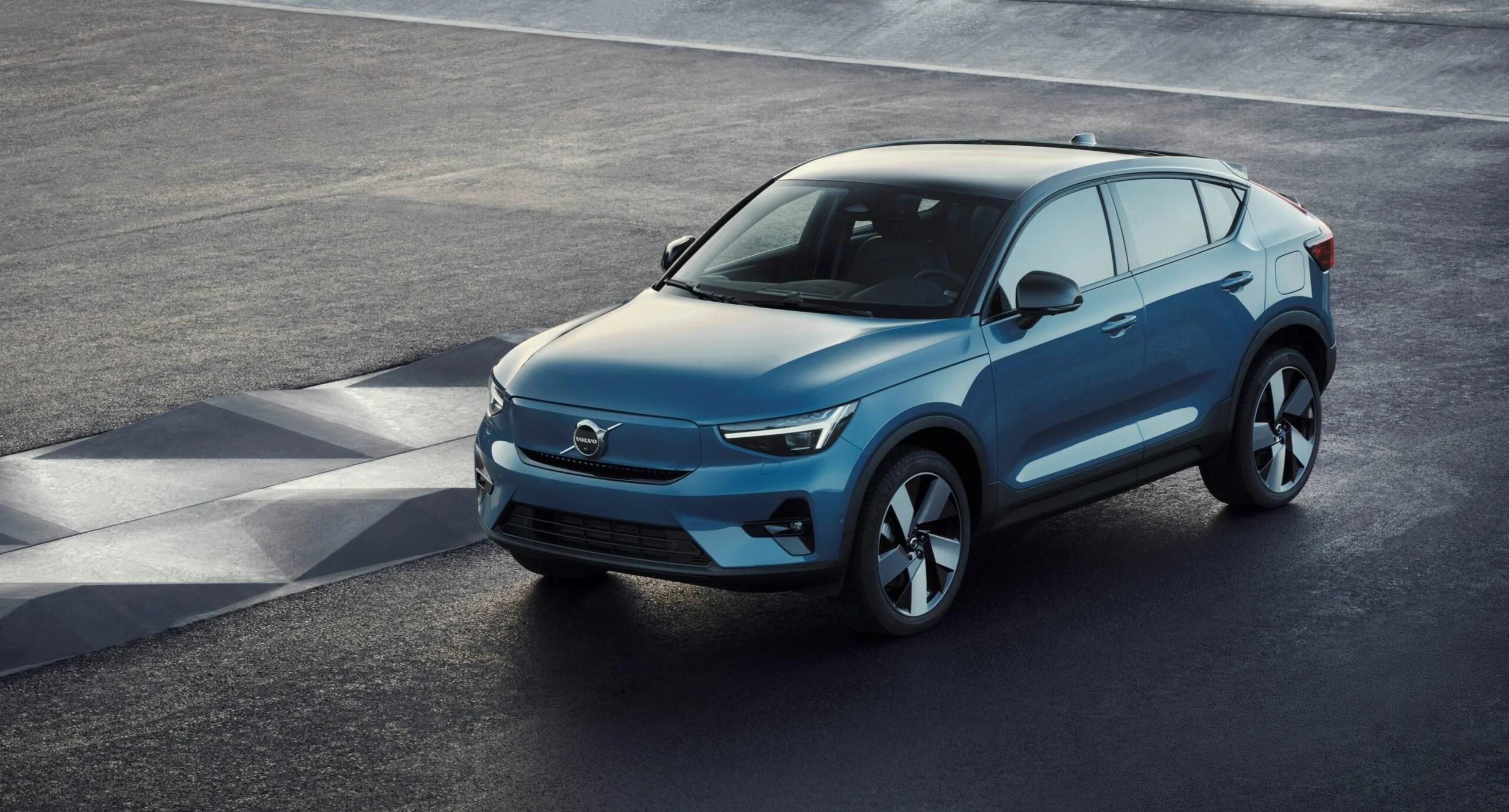 Volvo C40 Recharge P8 : un SUV 100 % électrique «sous Android » qui promet 420 km d'autonomie