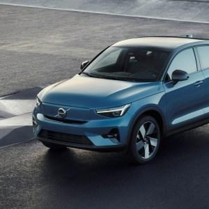 VolvoC40 Recharge P8: un SUV 100% électrique «sous Android» qui promet 420km d'autonomie