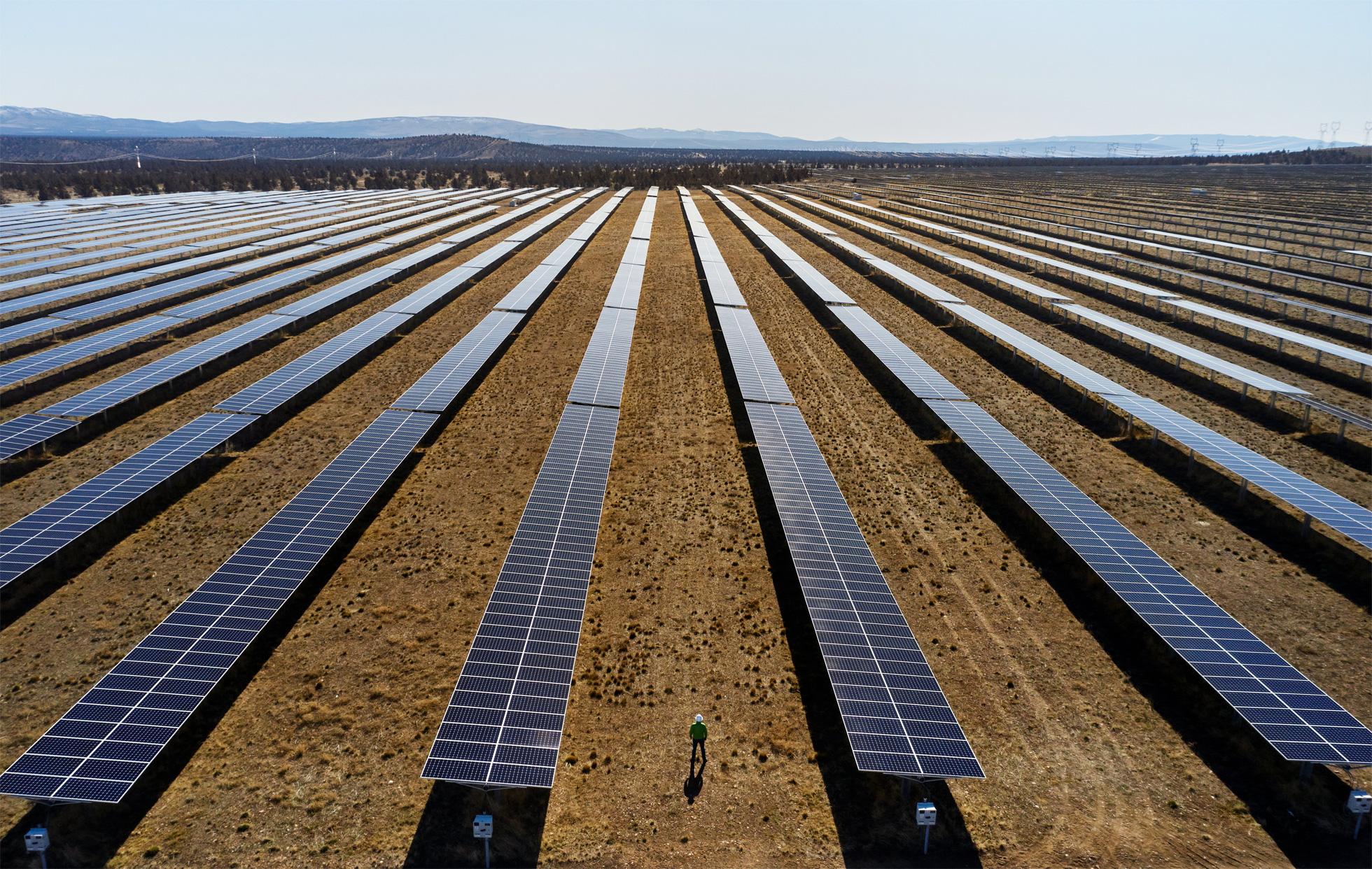 Apple fait passer plus de 110 de ses fournisseurs à l'énergie 100 % renouvelable