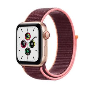 Apple Watch SE : 55 euros en moins pour la version 4G (en 40 mm)