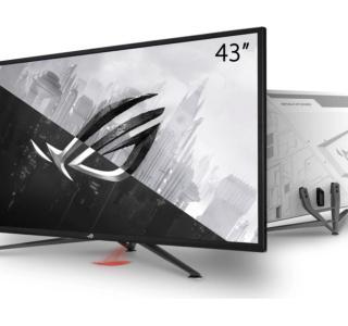 Asus ROG StrixXG43UQ: 43pouces en 144Hz, à la fois TV et écran PC pour le gaming